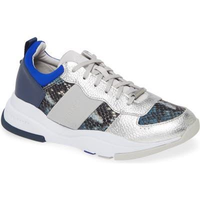 Ted Baker London Wavara Sneaker, Blue