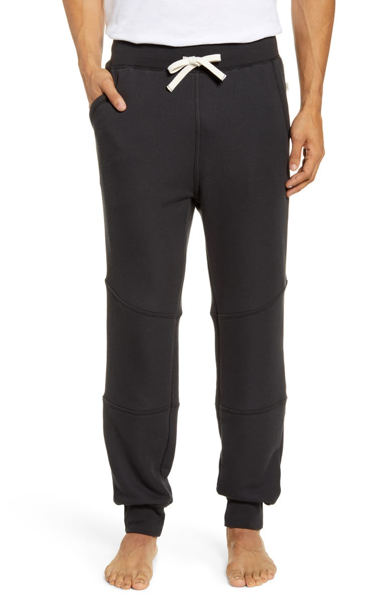 UGG<SUP>®</SUP> Reynold Jogger Lounge Pants, Main, color, BLACK