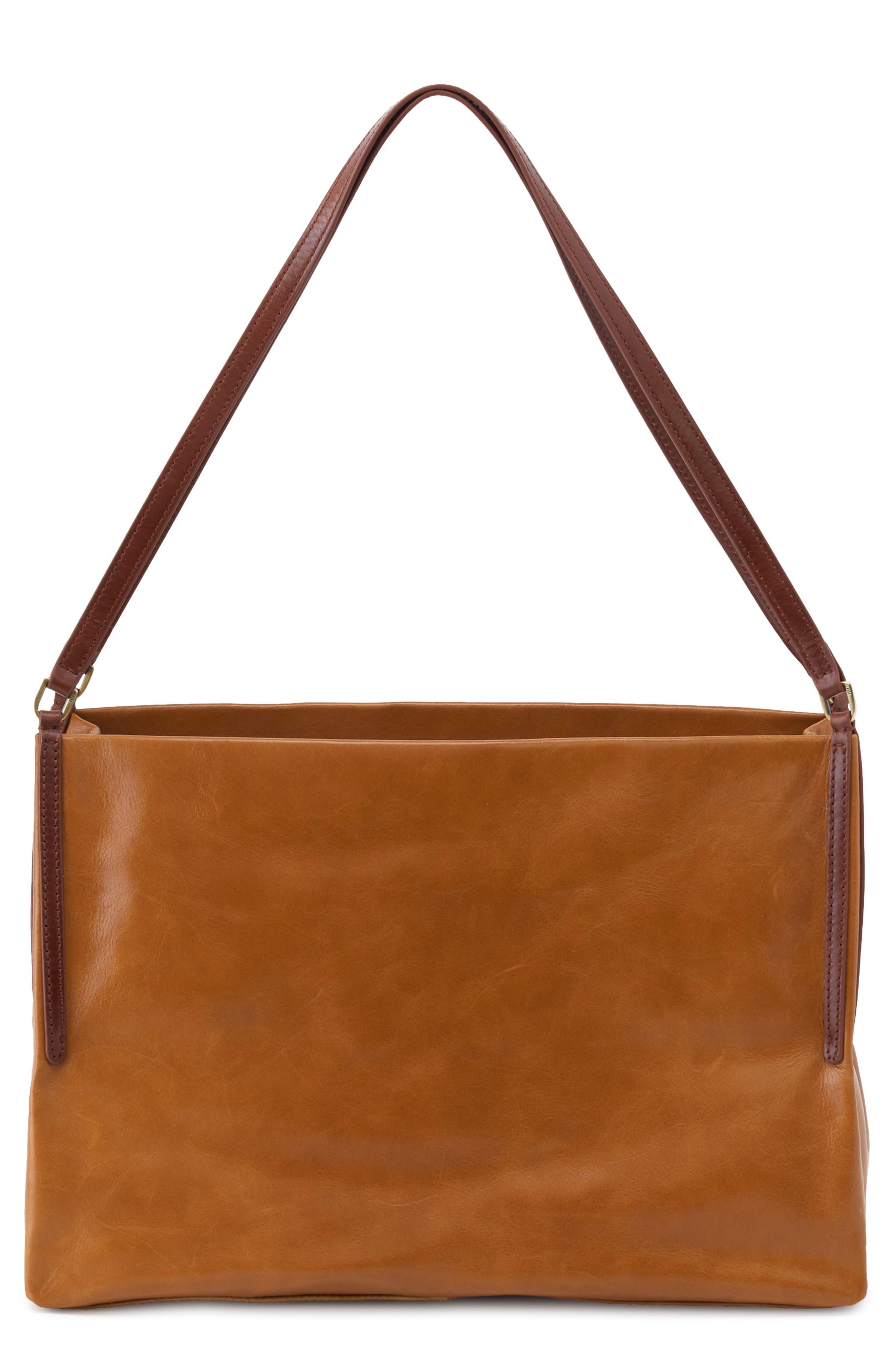 Bantam Leather Shoulder Bag