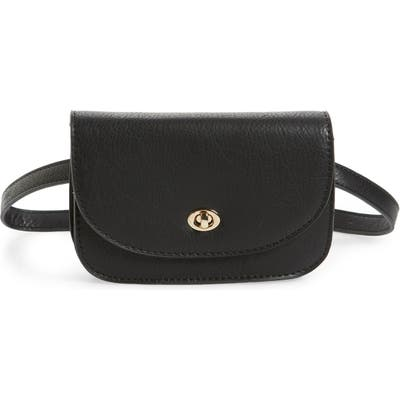Sole Society Georgia Belt Bag - Black