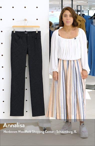 Marilyn Straight Leg Herringbone Pants, sales video thumbnail