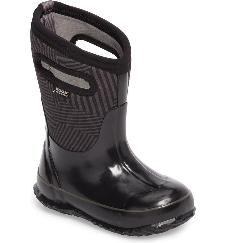 BOGS Classic Phaser Insulated Waterproof Boot, Main, color, 009