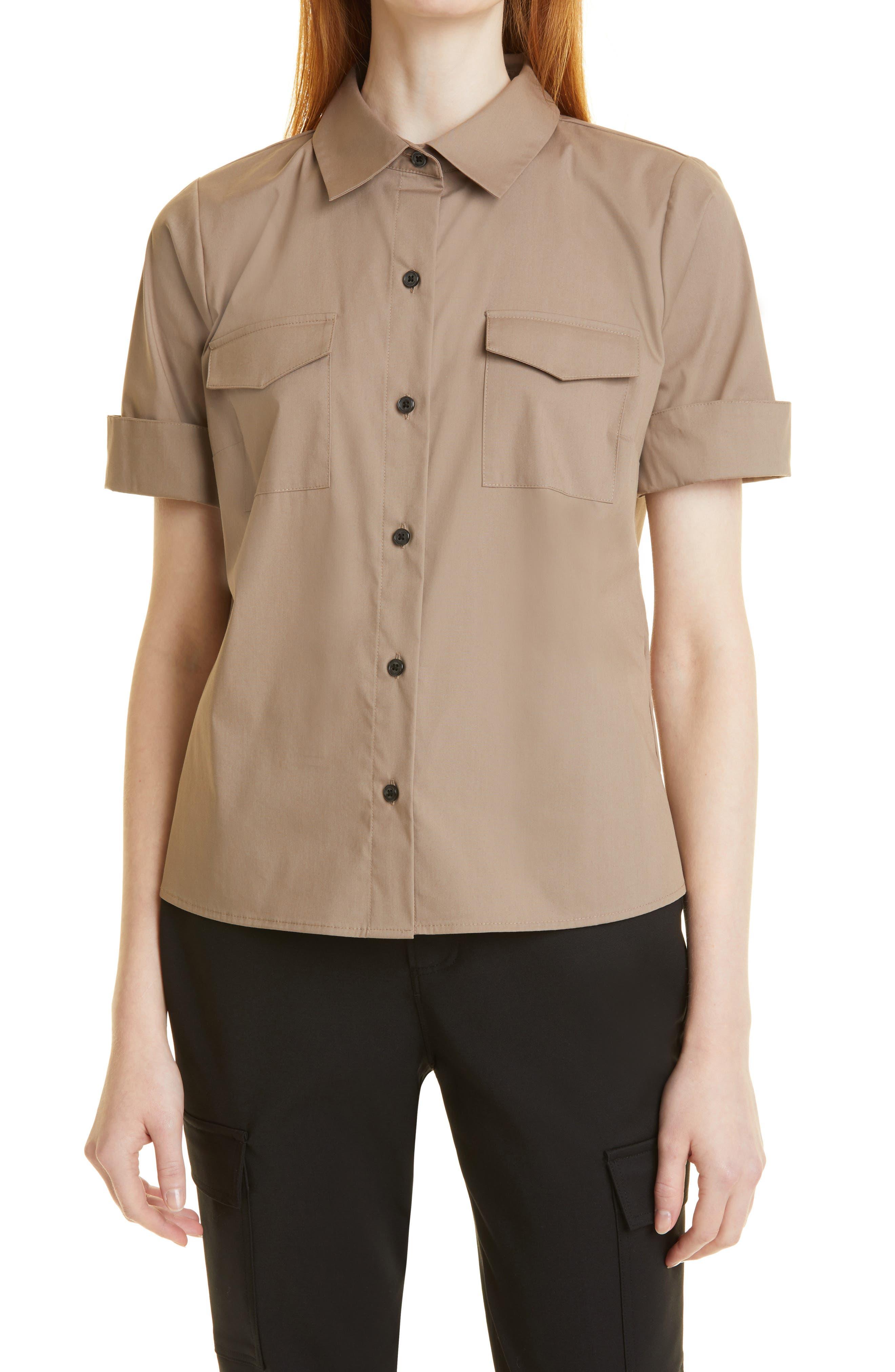 Cotton Camp Shirt