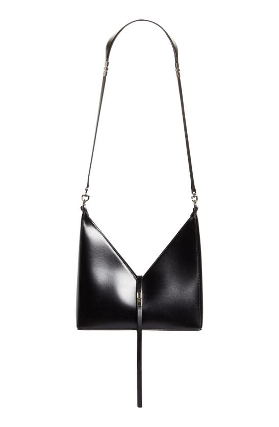 Givenchy Leathers CUT OUT SMALL LEATHER BAG