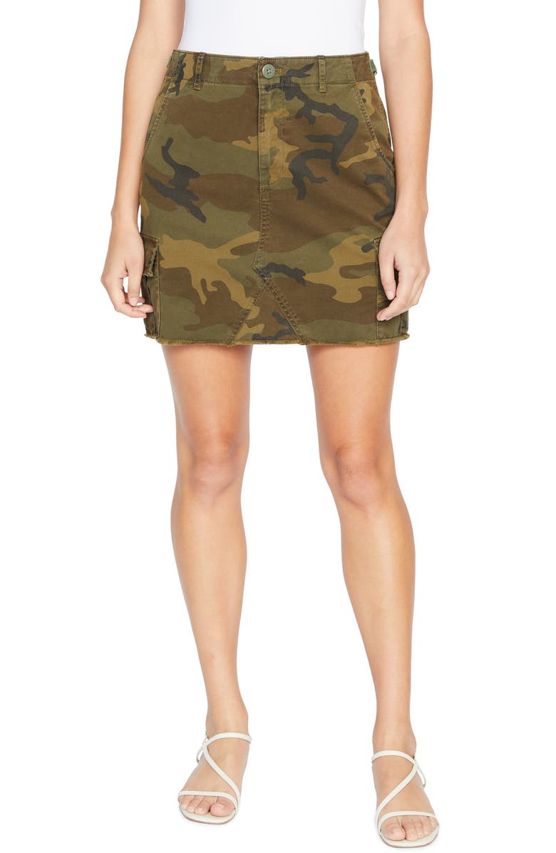 SANCTUARY Remix Miniskirt, Main, color, 310