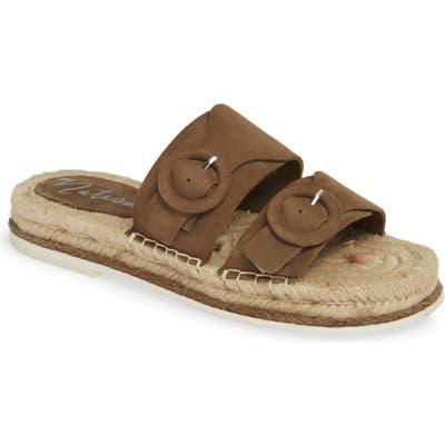 Matisse Cape Slide Sandal, Grey