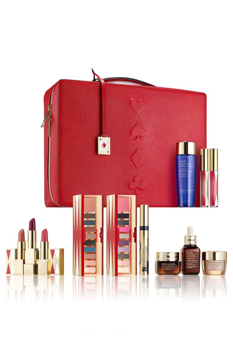 ESTÉE LAUDER 31 Beauty Essentials Set, Main, color, COOL
