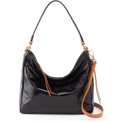 Hobo Delilah Convertible Hobo Bag - Black