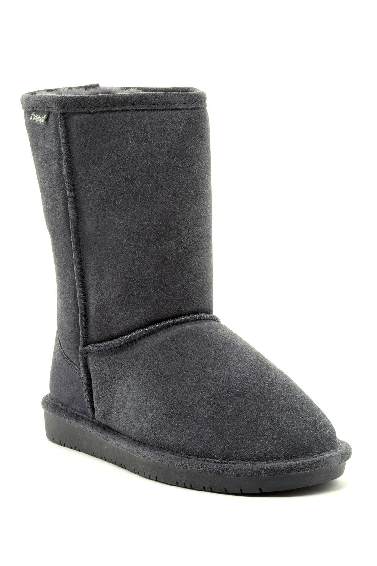 Image of BEARPAW Emma Short Genuine Sheepskin Lined Boot