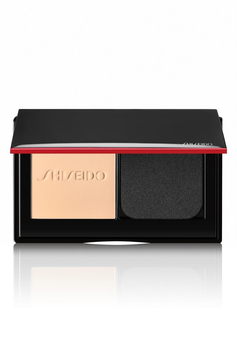 SHISEIDO Synchro Skin Self-Refreshing Custom Finish Powder Foundation, Main, color, 130 OPAL