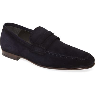 To Boot New York Corbin Penny Loafer, Blue