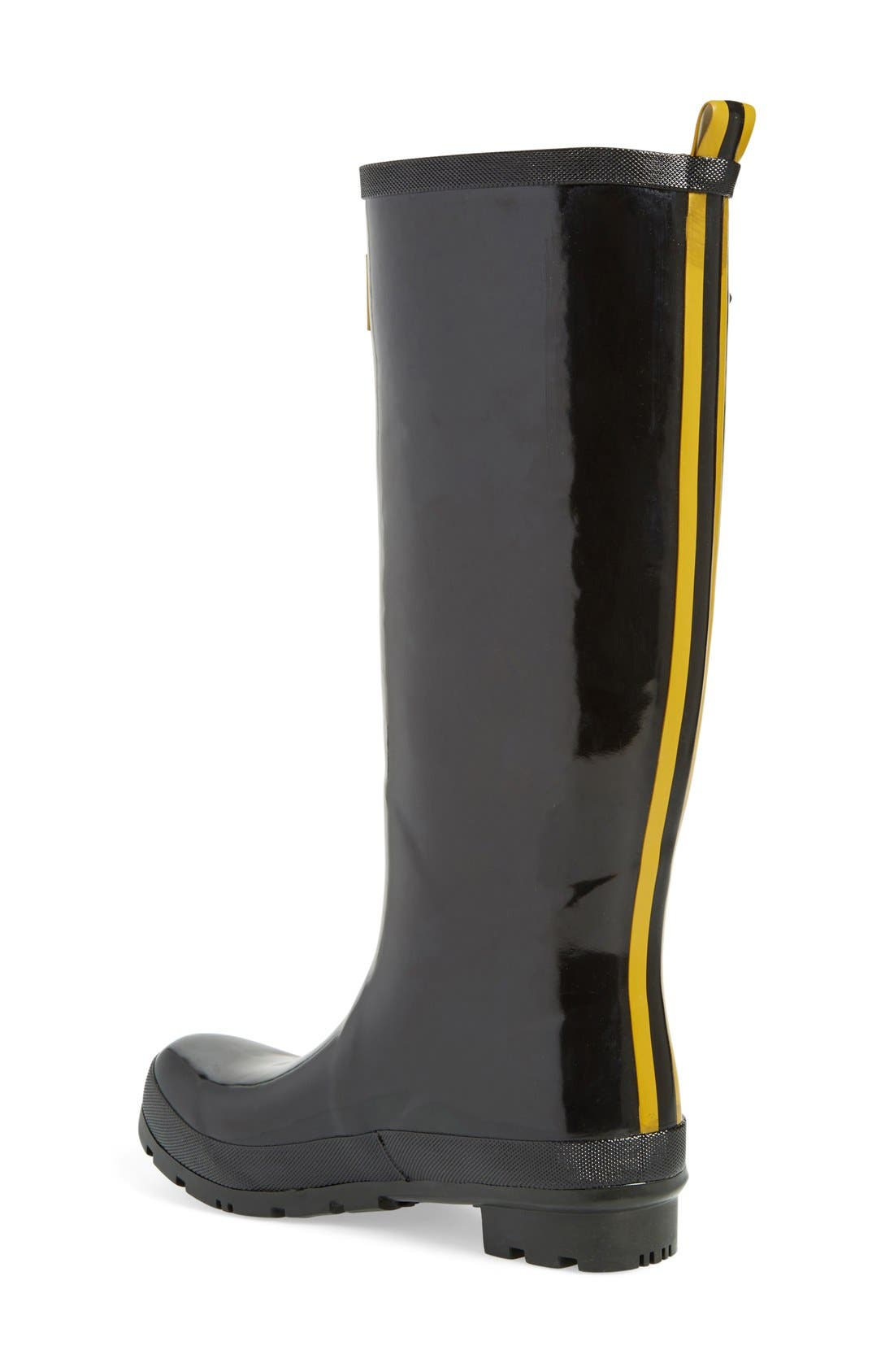 ,                             'Field Welly' Rain Boot,                             Alternate thumbnail 5, color,                             002