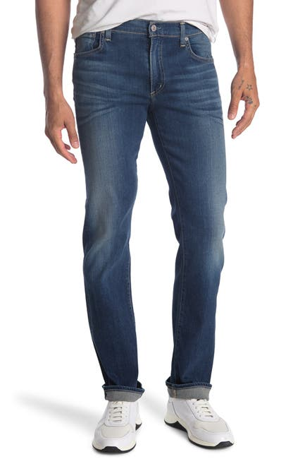 Image of Citizens Of Humanity Mod Comfort Slim Fit Straight Leg Jeans