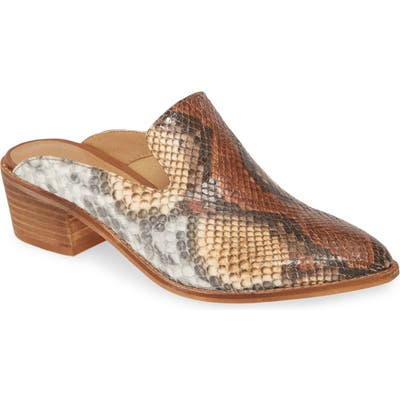 Chinese Laundry Marnie Loafer Mule- Brown