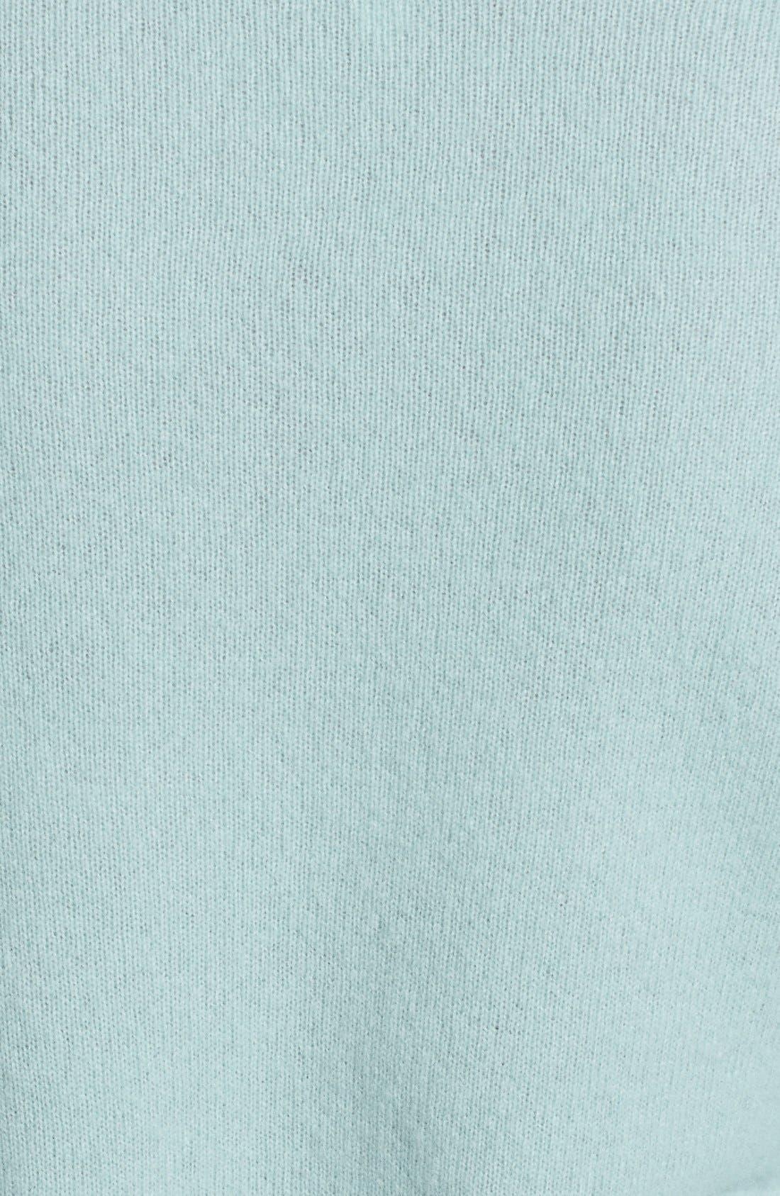 ,                             Cashmere V-Neck Sweater,                             Alternate thumbnail 58, color,                             450