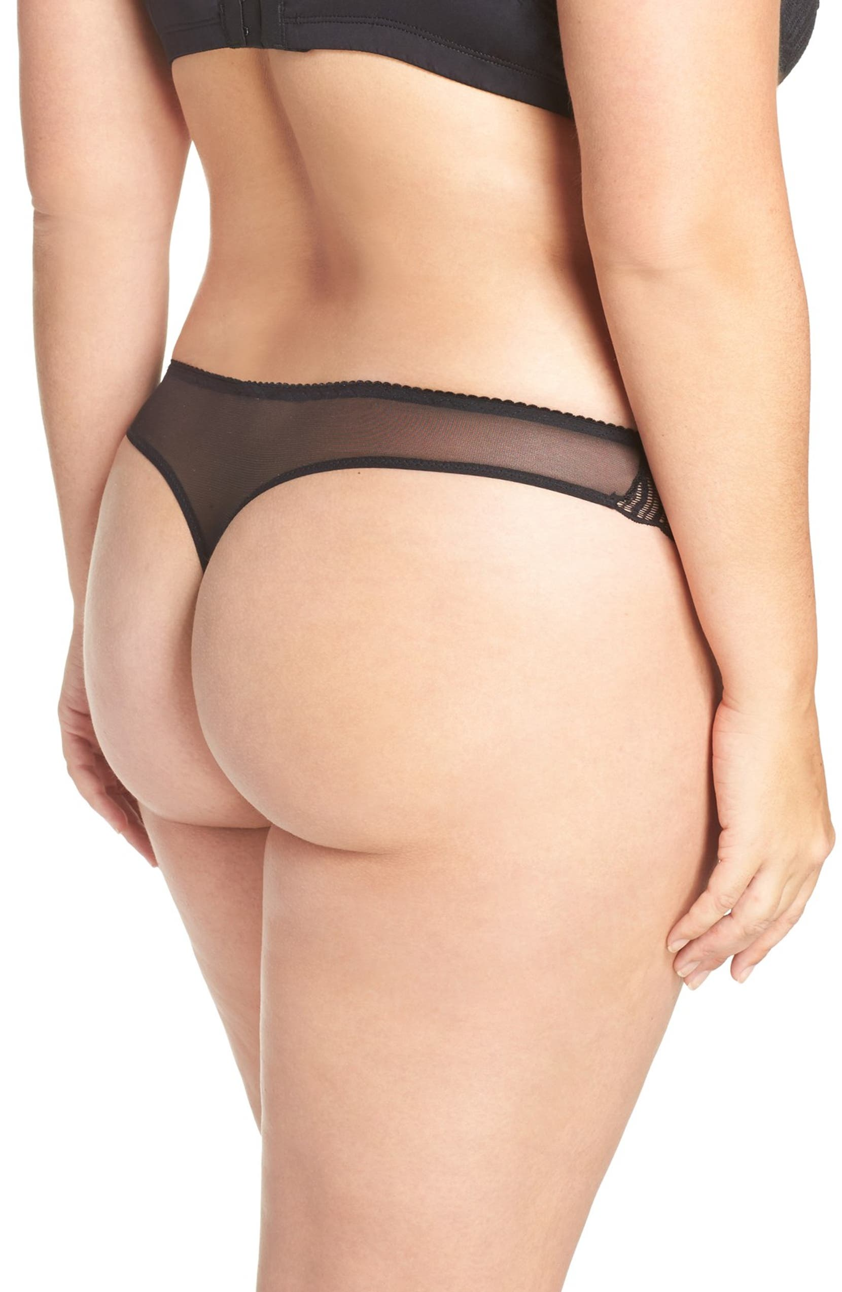 Cosabella Minoa Low Rise Thong (Plus Size)   Nordstrom