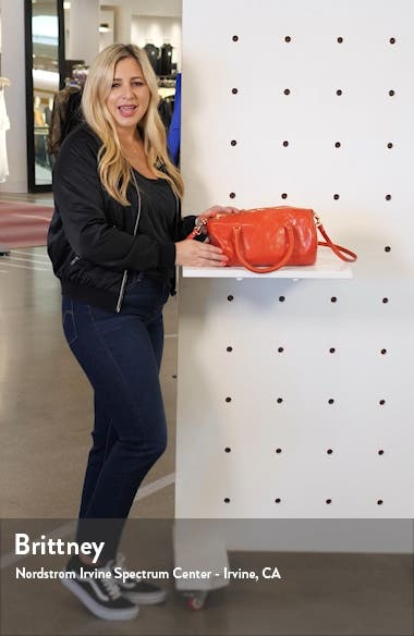 Grande Pepe Leather Barrel Bag, sales video thumbnail