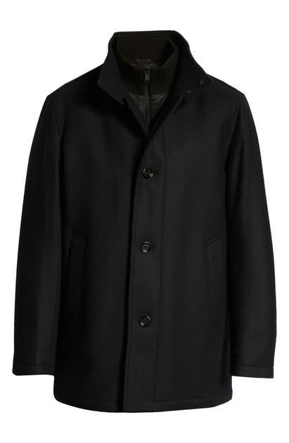 Hugo Boss Wools COXTAN9 WOOL-BLEND CAR COAT