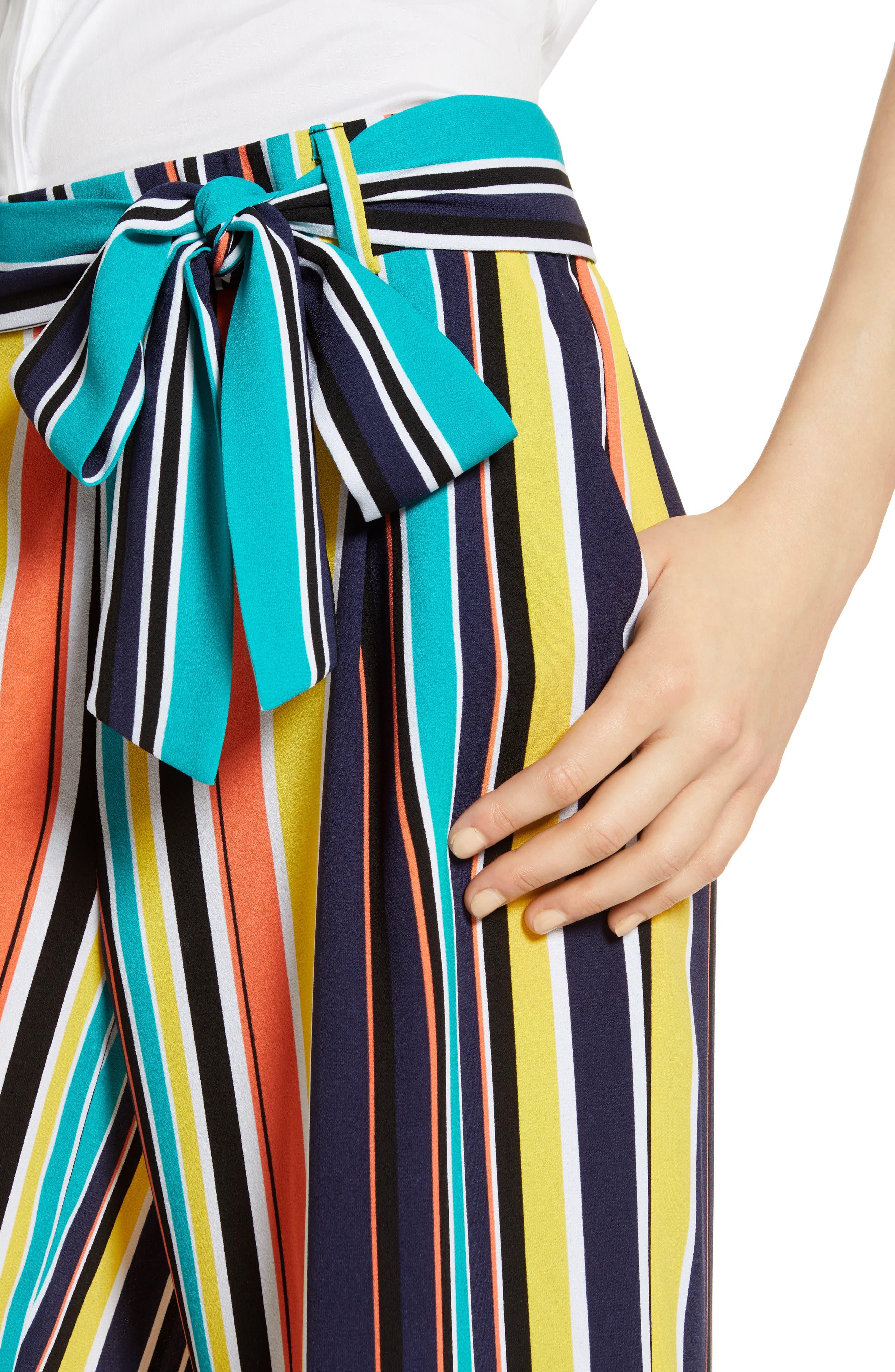 ,                             Wide Leg Crop Pants,                             Alternate thumbnail 55, color,                             412