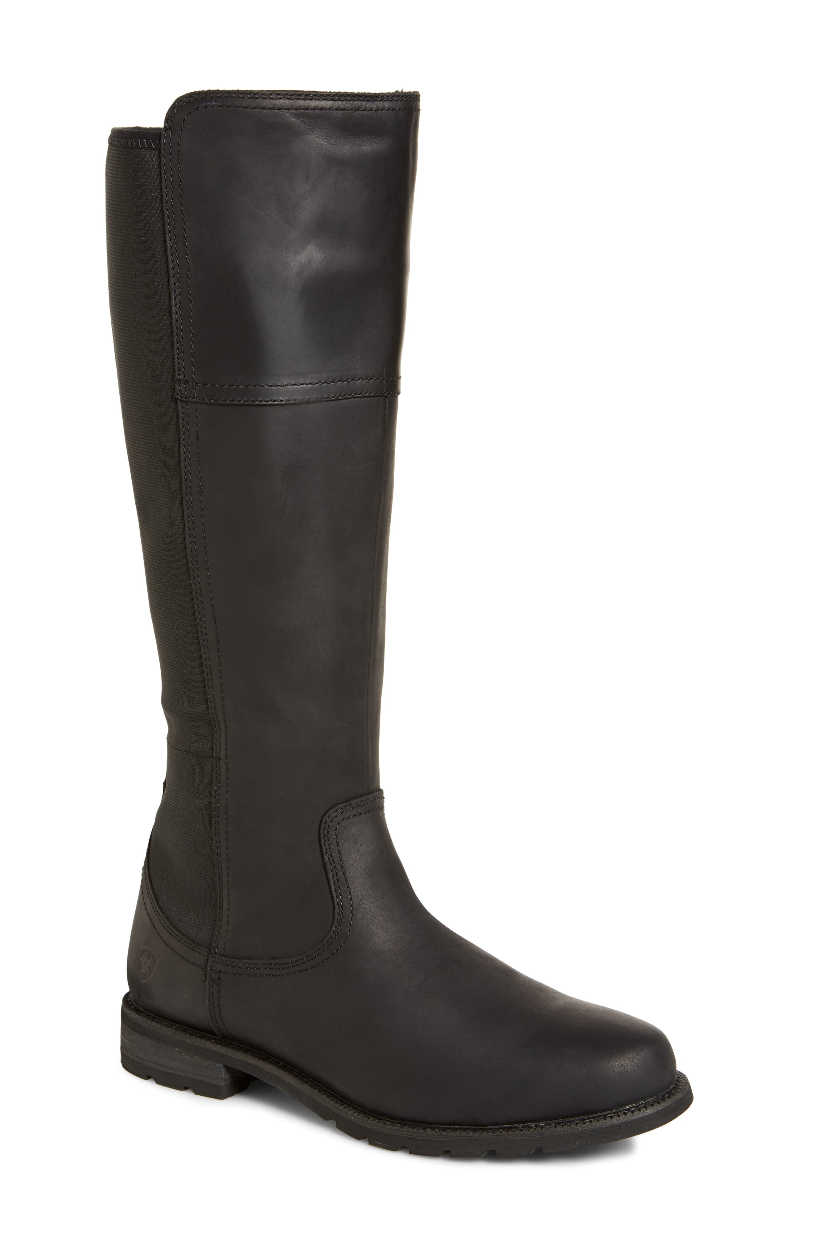 Ariat Sutton Waterproof Tall Boot- Black