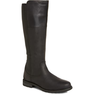 Ariat Sutton Waterproof Tall Boot- Black
