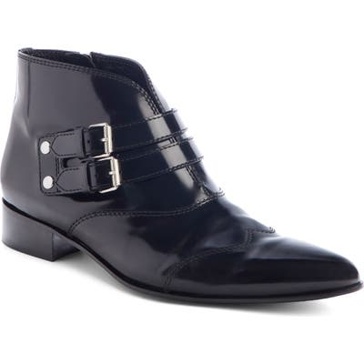Givenchy Punk Ankle Boot, Black