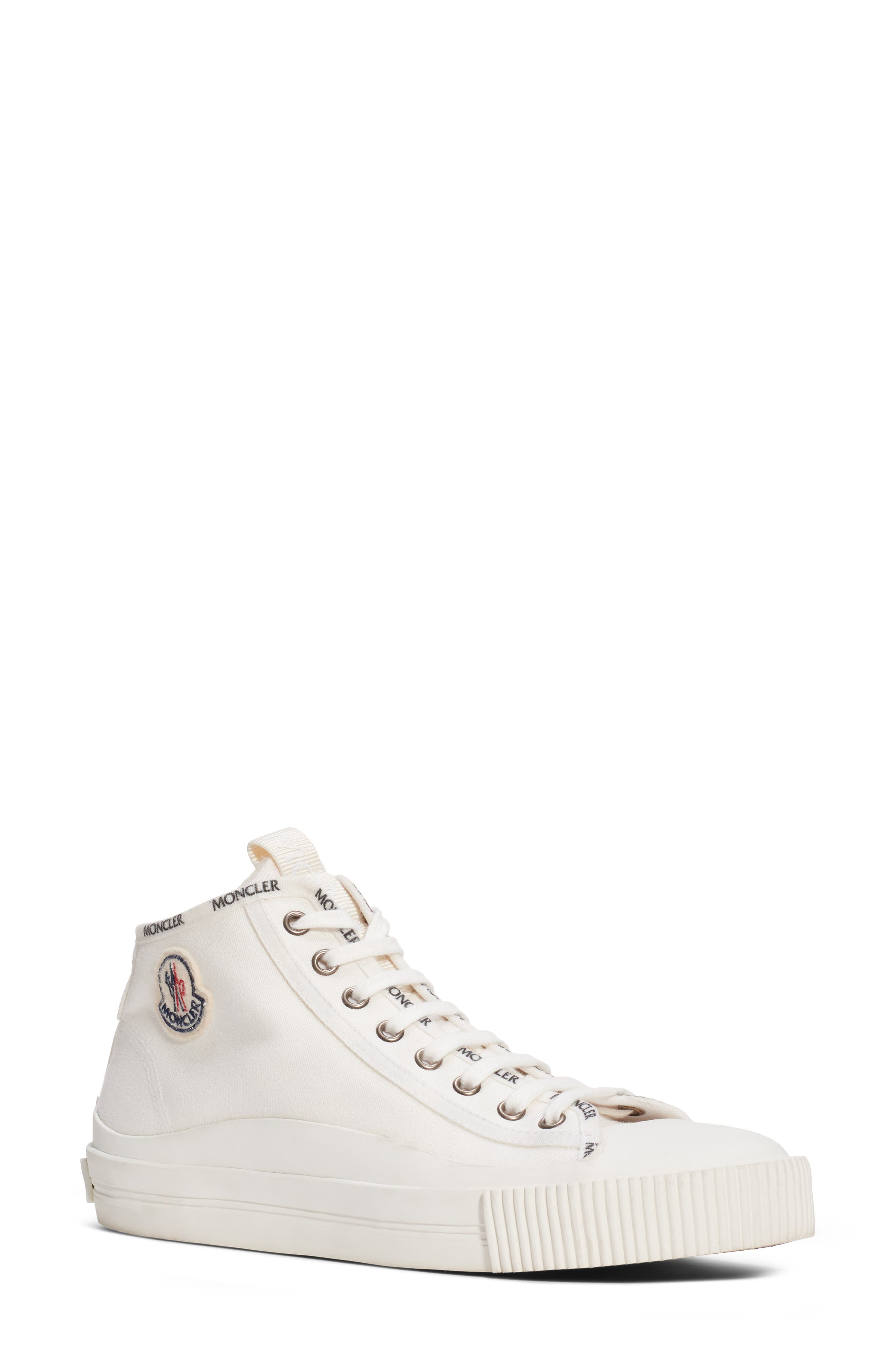 Women's Moncler Lissex High Top Sneaker