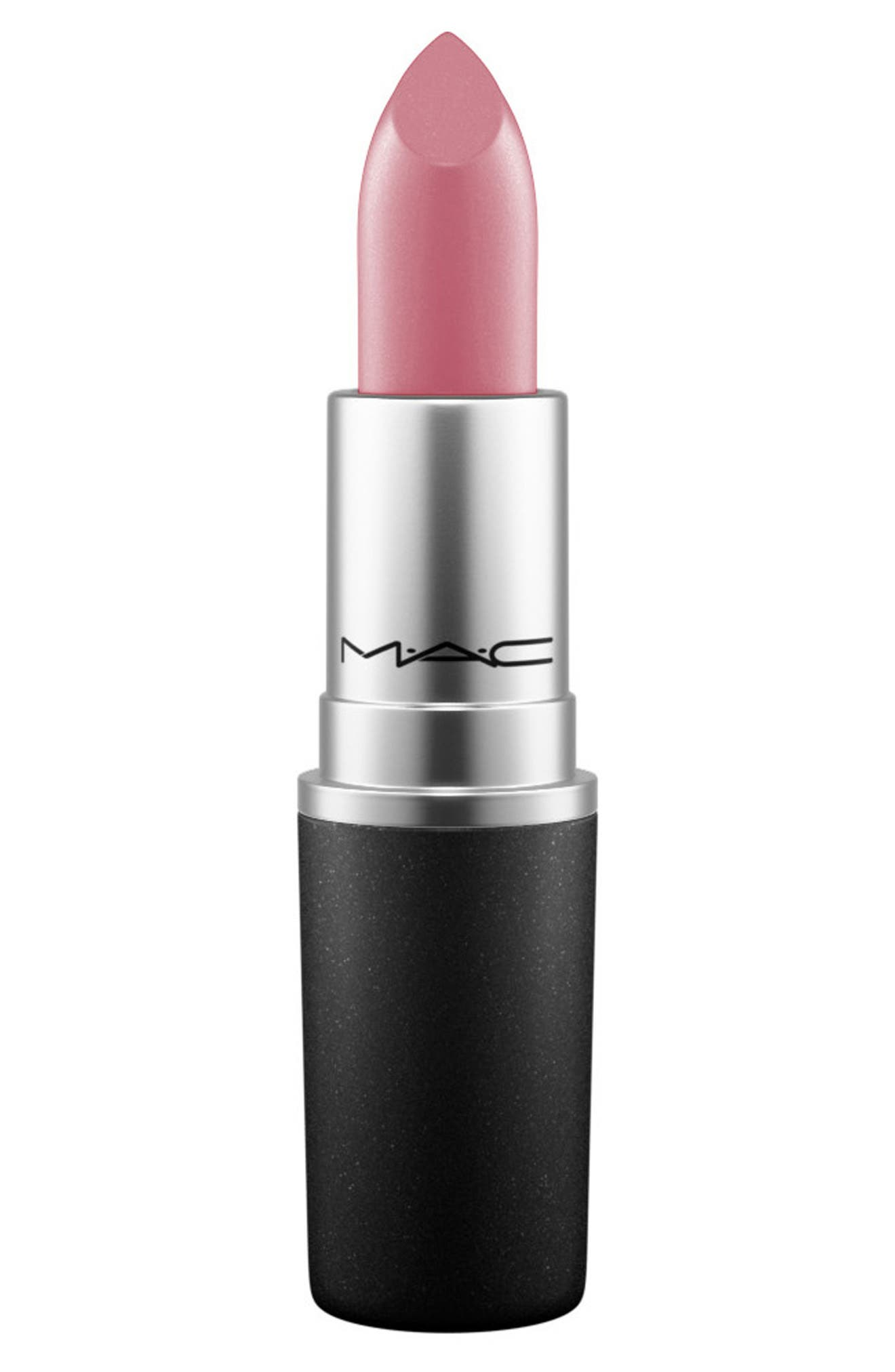 ,                             MAC Strip Down Nude Lipstick,                             Main thumbnail 731, color,                             715