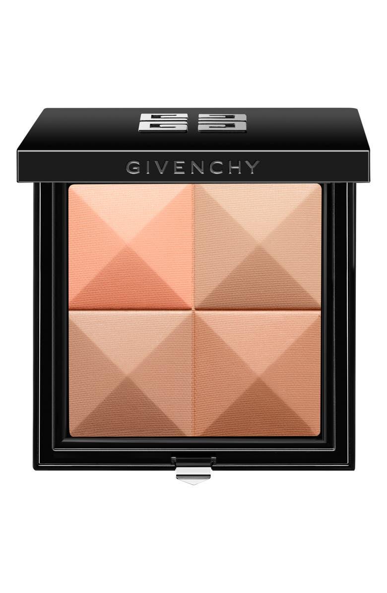 GIVENCHY Prisme Visage Pressed Face Powder, Main, color, 5 SOIE ABRICOT