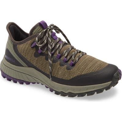 Merrell Bravada Hiking Sneaker- Green