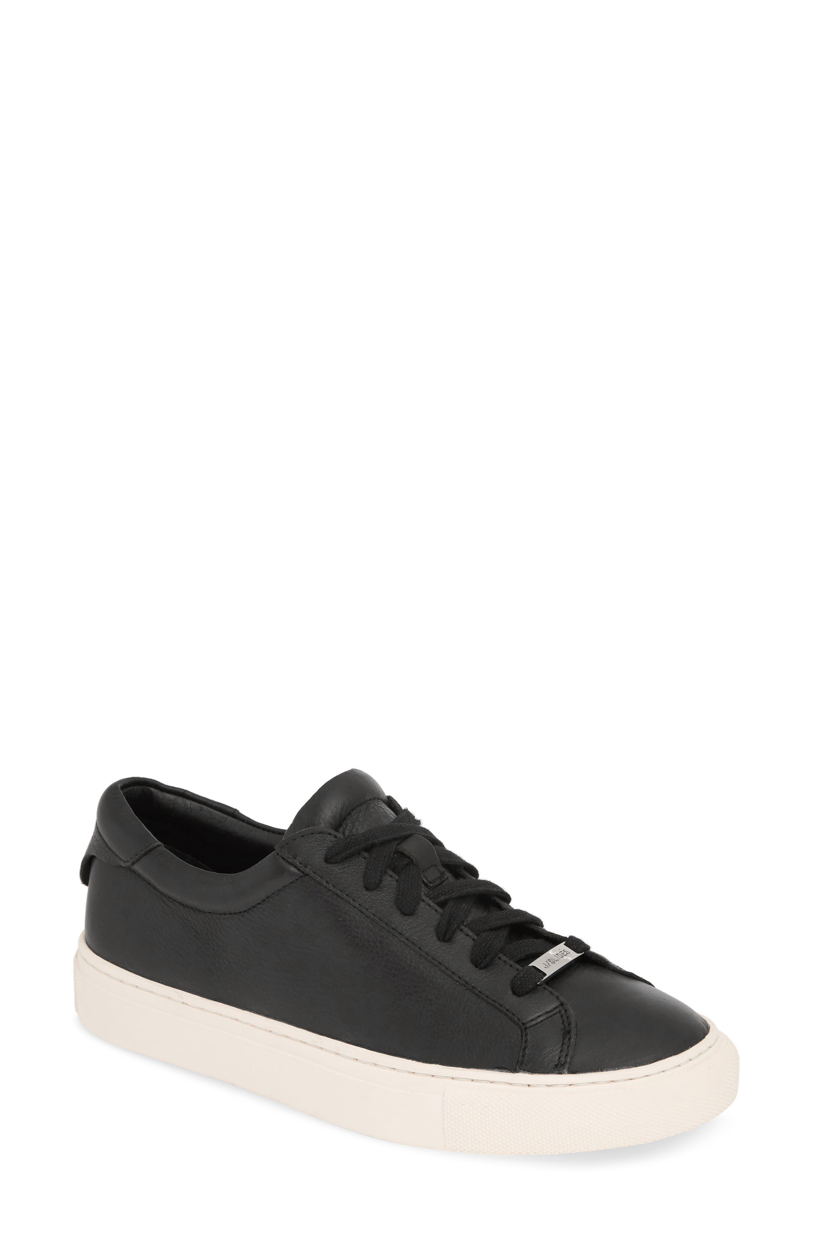 Jslides Lacee Platform Sneaker, Black