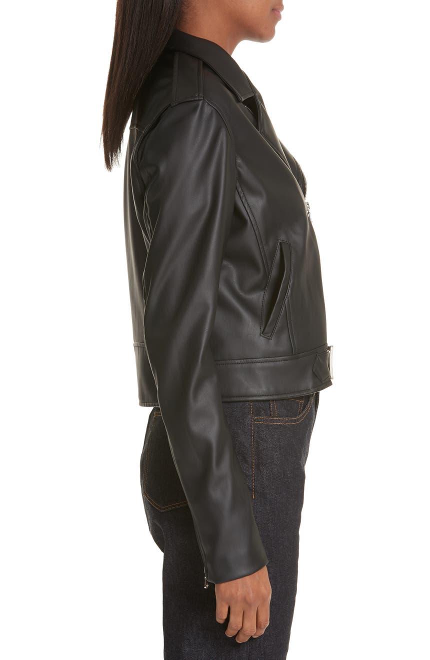 bbaf665de Simon Miller x Paramount Grease Faux Leather Biker Jacket (Nordstrom ...