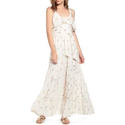 Paige Tevin Maxi Dress, White