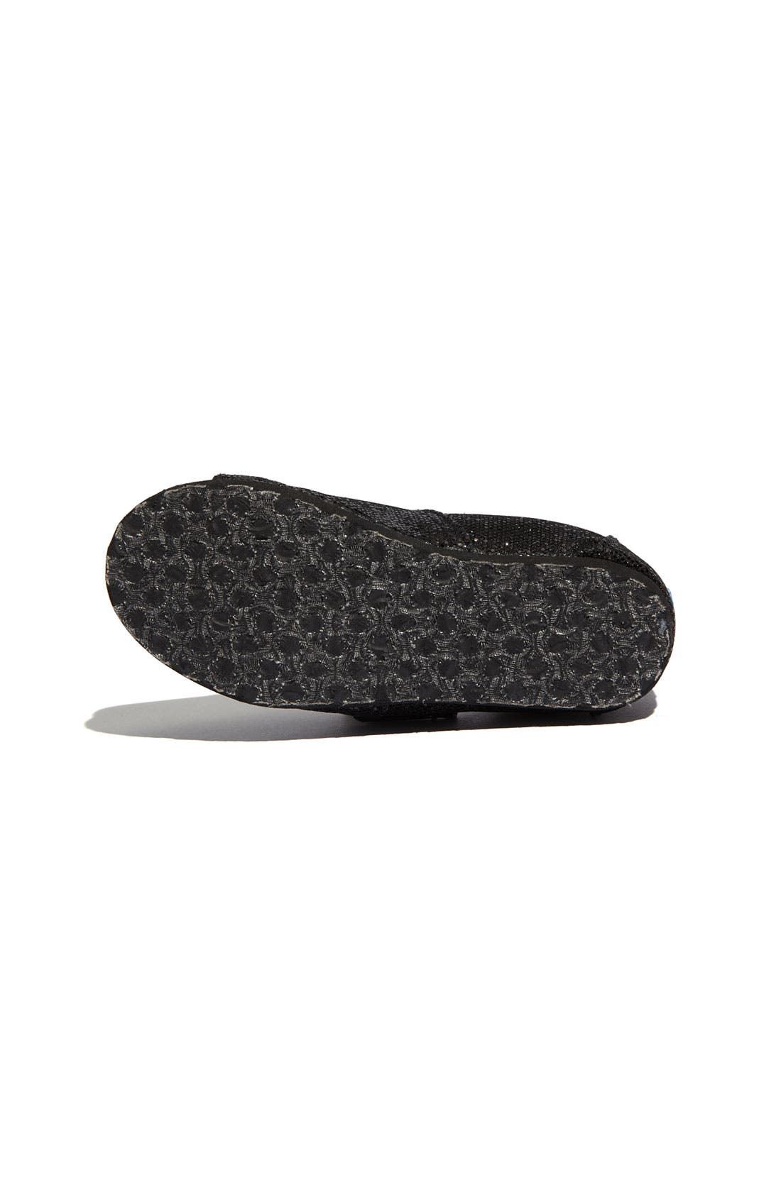 ,                             'Classic Tiny - Glitter' Slip-On,                             Alternate thumbnail 3, color,                             001