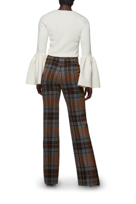 Image of SUISTUDIO Ally Wide Leg Trousers