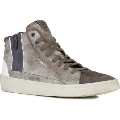 Geox Warley 6 Sneaker, Beige