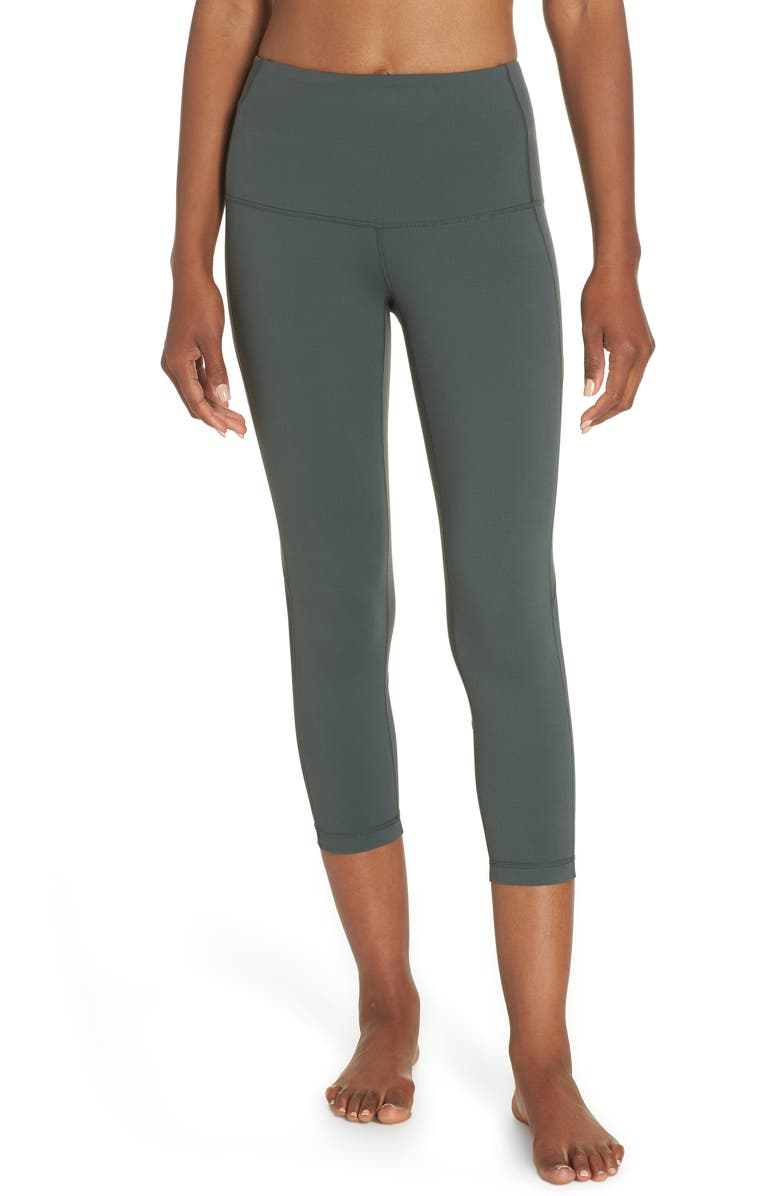 d1254eb427 Meditate High Waist Crop Leggings, Main, color, 321