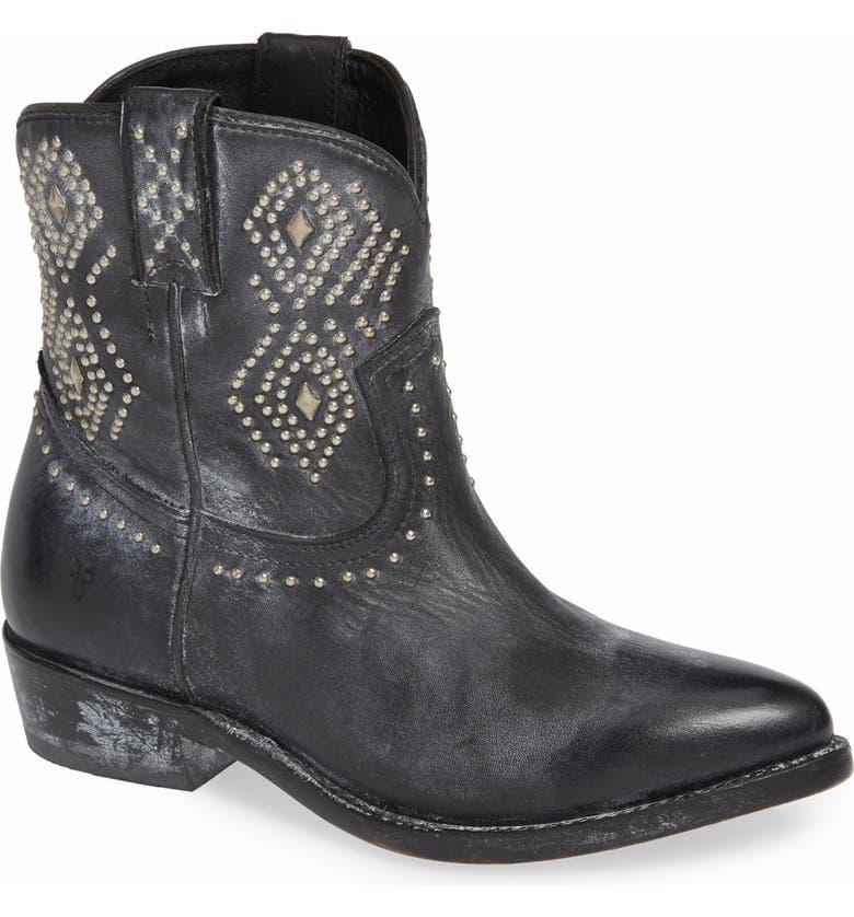 267188d5341 Frye Billy Stud Short Western Boot (Women) | Nordstrom