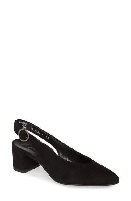 Image of Paul Green Brittany Pointed Toe Slingback Pump