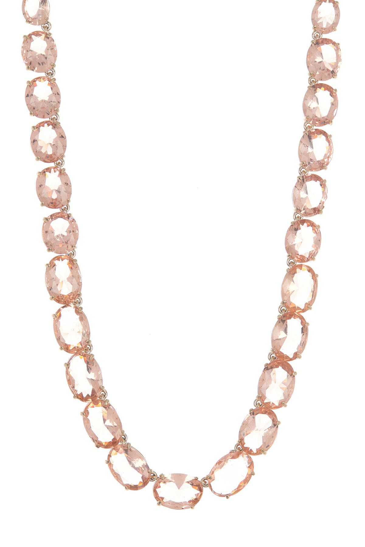 Image of Lauren Ralph Lauren Stone Collar Necklace