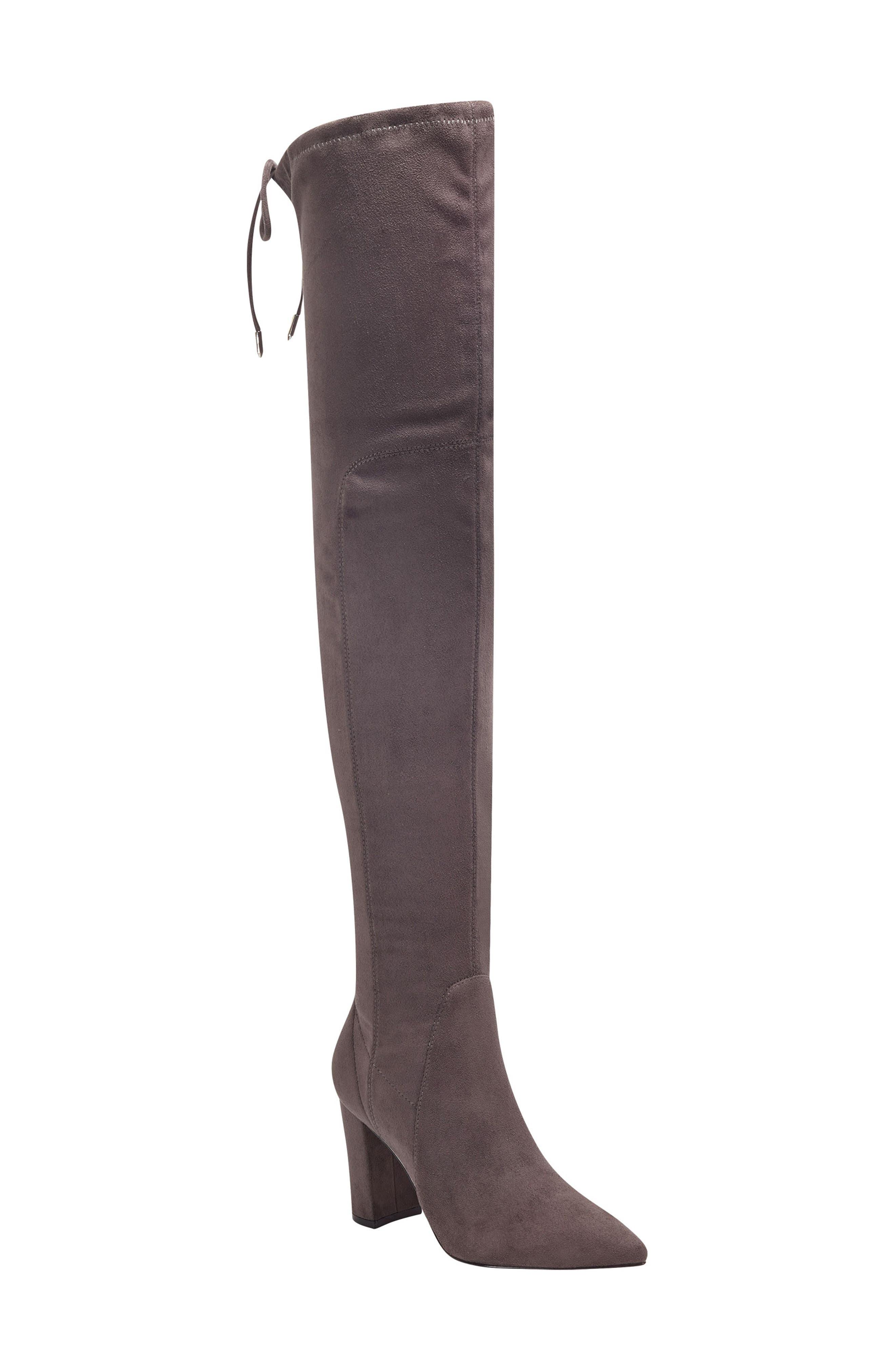 Marc Fisher LTD Ulona Over the Knee Boot (Women) (Narrow Calf)