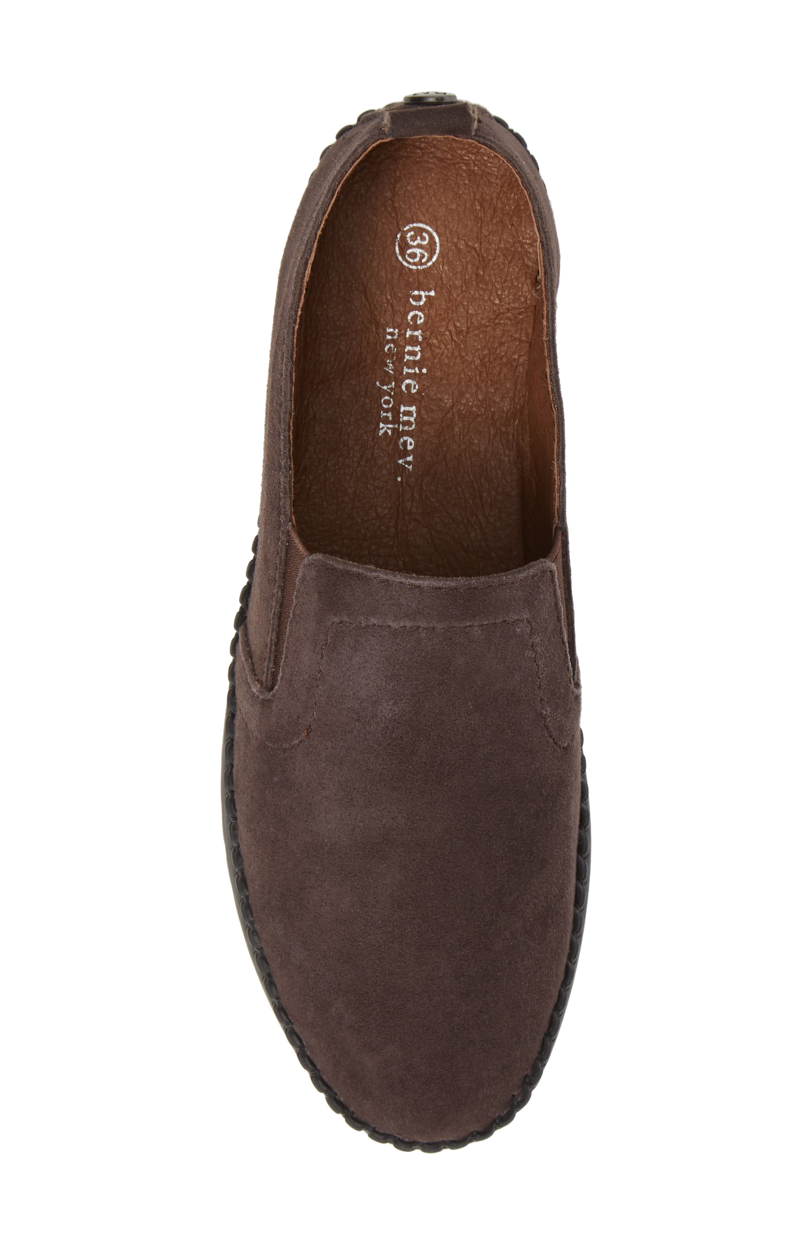 ,                             TW 82 Sneaker,                             Alternate thumbnail 5, color,                             TAUPE LEATHER