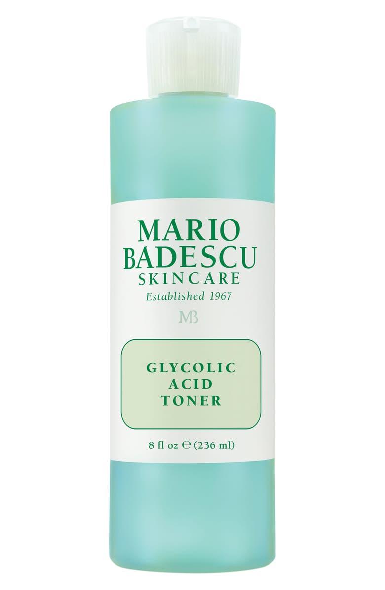 MARIO BADESCU Glycolic Acid Toner, Main, color, NO COLOR
