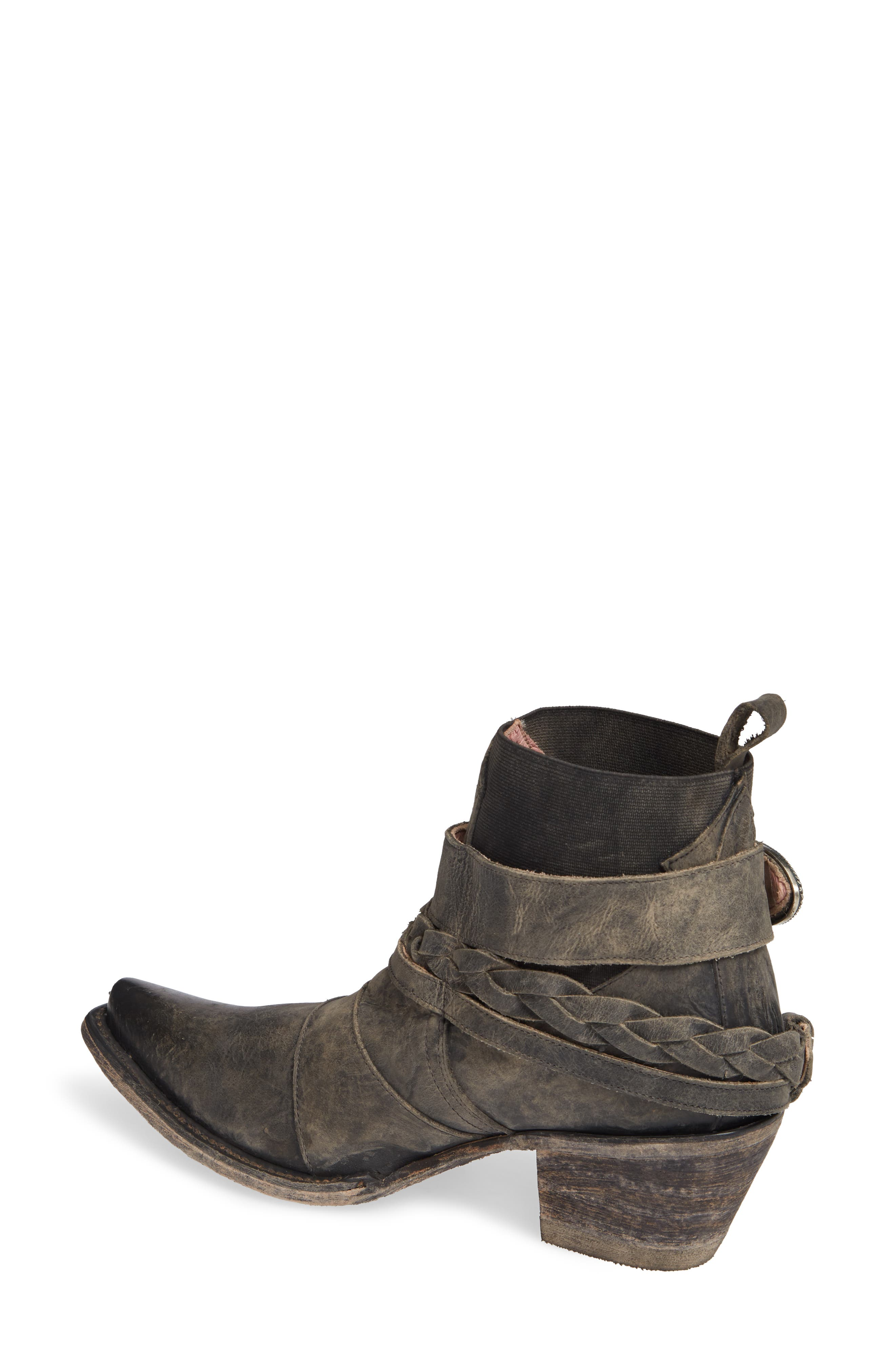,                             x Junk Gypsy HWY 237 Bootie,                             Alternate thumbnail 2, color,                             BLACK LEATHER