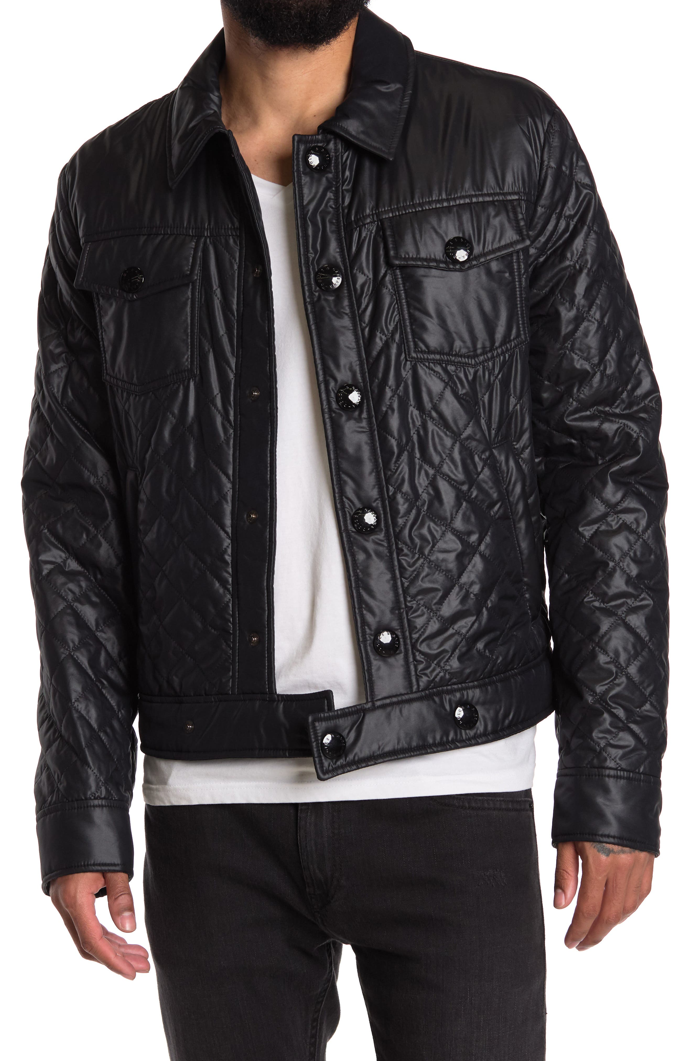 Image of Dolce & Gabbana Quilted Jacket