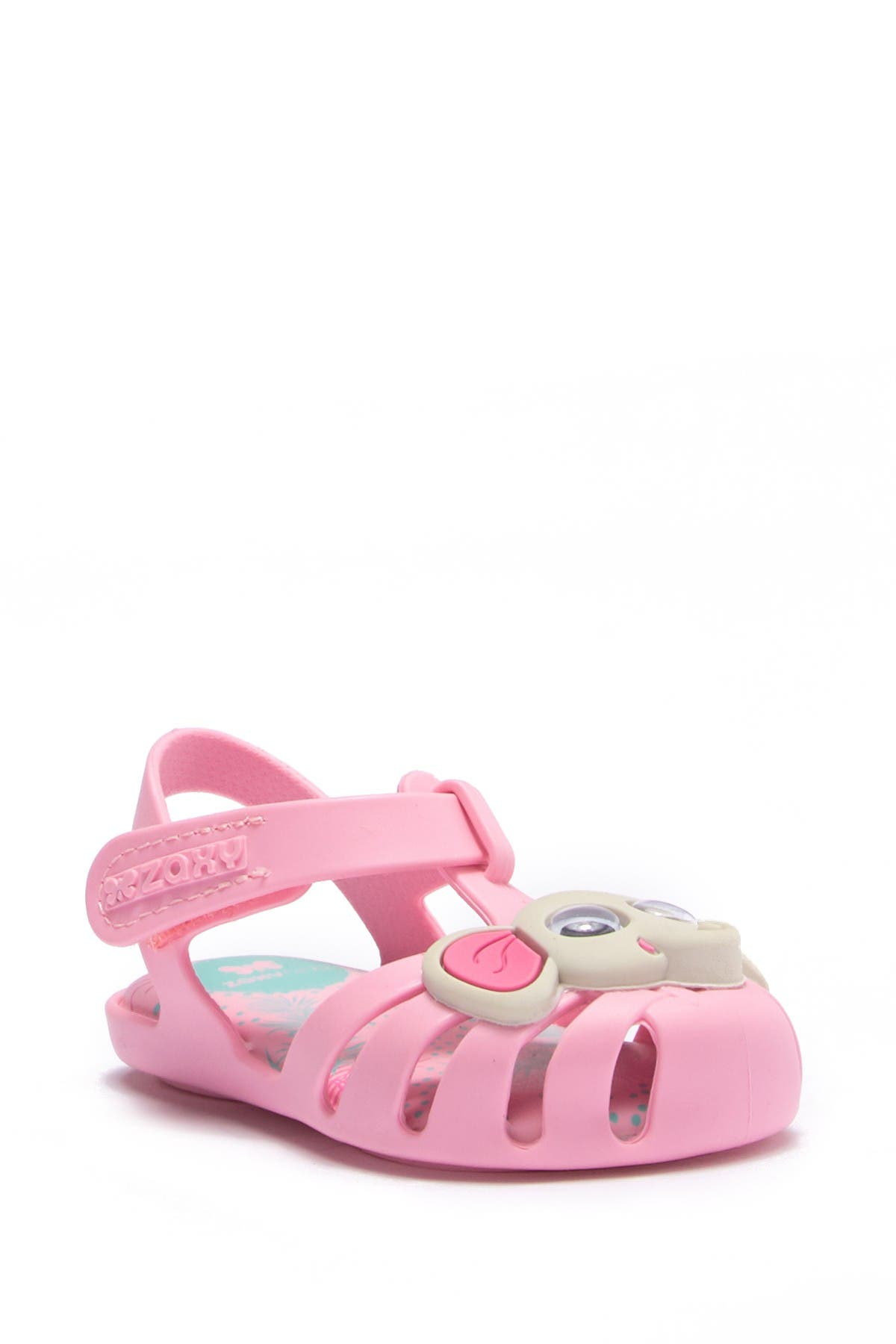 Image of Zaxy BB Animals Eco-Friendly Jelly Sandal