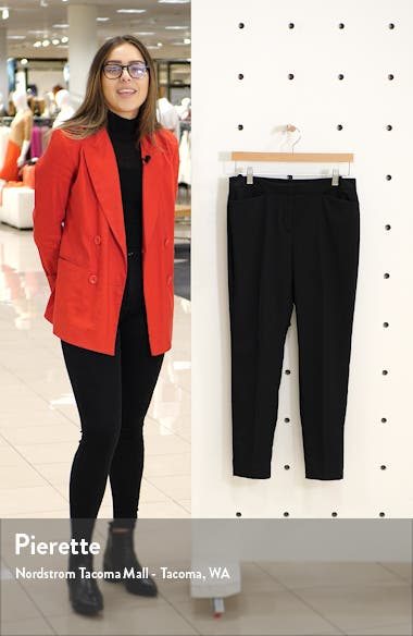 Straight Leg Trousers, sales video thumbnail