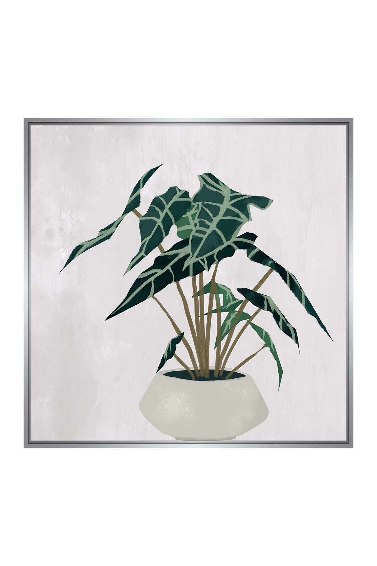 Image of PTM Images Large Botanical #78 Square Canvas