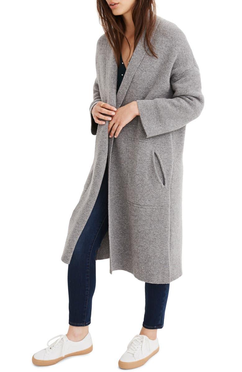2019 clearance sale skilful manufacture skate shoes Rivington Sweater Coat