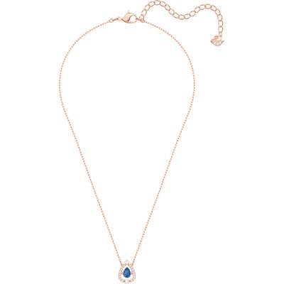 Swarovski Dc Pendant Necklace